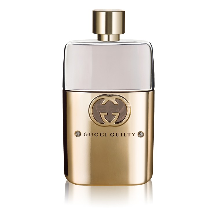 Buy GUCCI Guilty Pour Homme Diamond Edition Perfume for Men - Golden ... 65b9dd52ed
