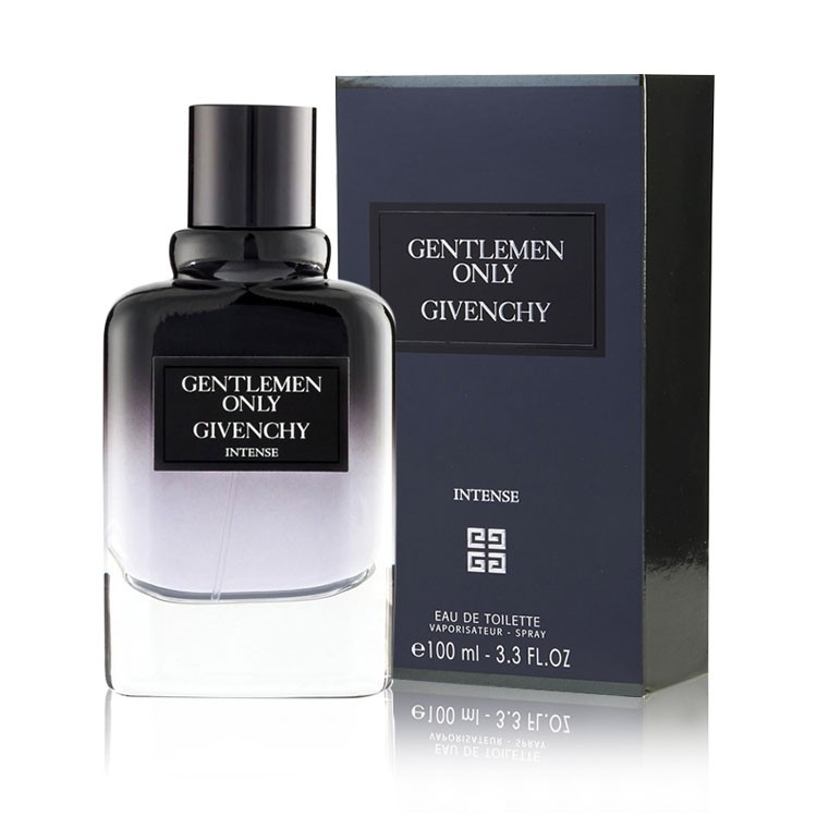 Buy Givenchy Gentlemen Only Intense Perfume For Men Golden Scent