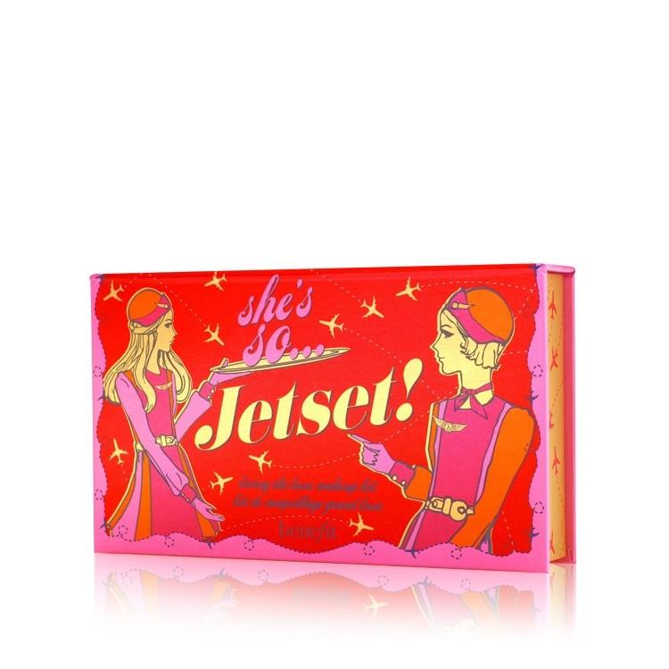 Buy Benefit Cosmetics She's So Jetset Makeup Kit - Golden Scent - Golden Scent