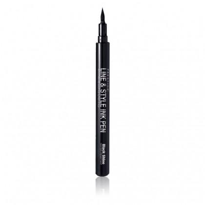 برستيج  لاين& ستايل انك قلم محدد عيون سائل
