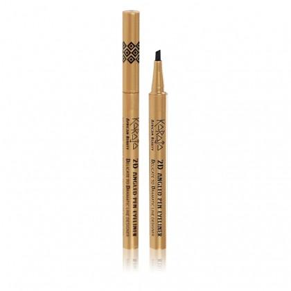 كاراجا تو دي انجل قلم تحديد للعيون والحواجب - Black