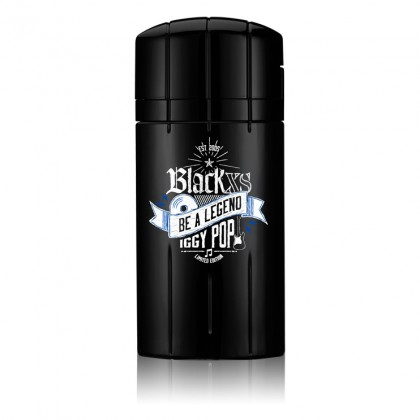 PACO RABANNE Black XS Be a Legend Iggy Pop Limited Edition