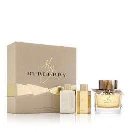74dd4c244 Buy Burberry My Burberry Gift Set - Golden Scent - Golden Scent