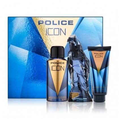 Police Icon Gift Set