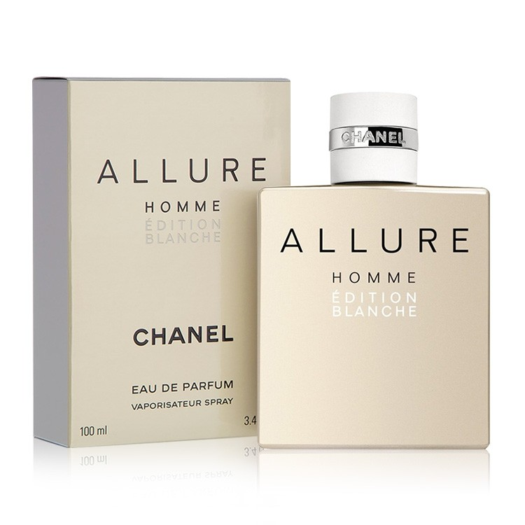 Buy Chanel Allure Homme Edition Blanche - Golden Scent - Golden Scent 848562233