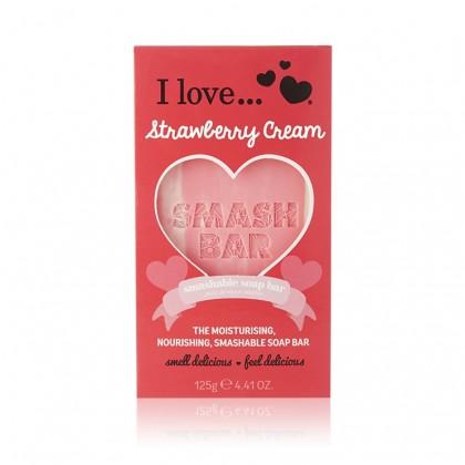 اي لوف صابون للجسم - Strawberry Cream