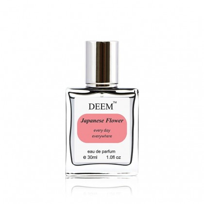 Deem Perfumes Japanese Flower