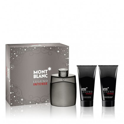 Mont Blanc Legend Intense Gift Set