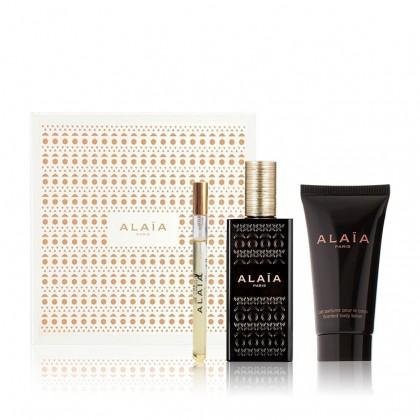 Alaïa Blanche Gift Set