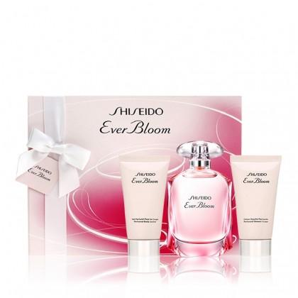 Shiseido Everbloom Fragrance Set Perfume