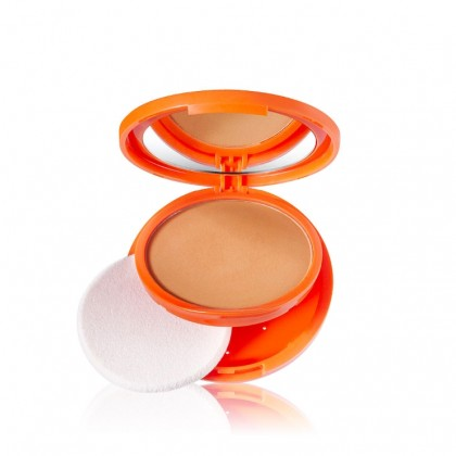 Marbert Sun Care Compact Powder - Natural Tan N.02