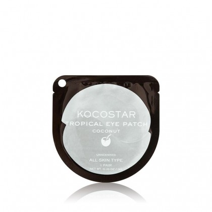 Kocostar Tropical Eye Patch Coconut - Single