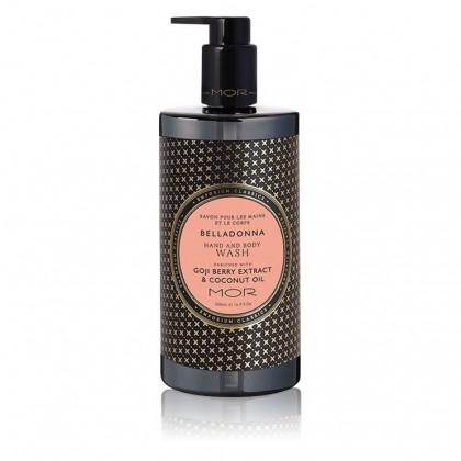 Mor Emporium Classics Hand & Body Wash Belladonna - 350 ml