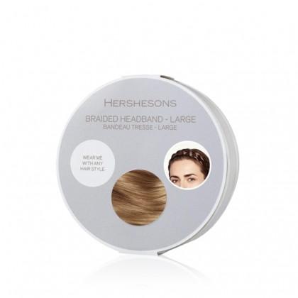 Hershesons Braided Headband Large - Caramel Blonde SE