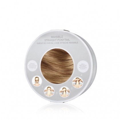 Hershesons Invisible Straight Ponytail - Caramel Blonde SE