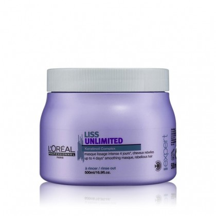 L'Oreal Professional Liss Unlimited Masque - 500 ml