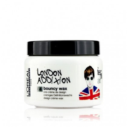 L'Oreal Professional Loreal London Addixion Bouncy Wax - 150 ml