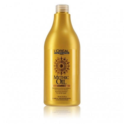 L'Oreal Professional Mythic Oil - Shampoo - 750 ml
