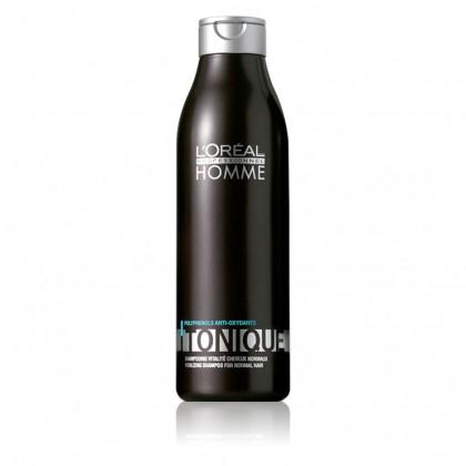 L'Oreal Professional Tonique Revitalising Shampoo for Normal Hair - 250 ml