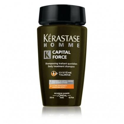 Kerastase Capital Force Densifying Effect Shampoo 250ml