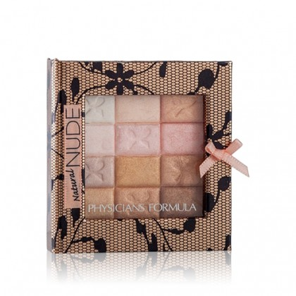 Physicians Formula All-in-1 Nude Palette for Face & Eyes - Natural Nude