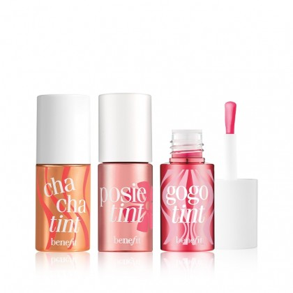 Benefit 3 Teasy Tints Trio Set