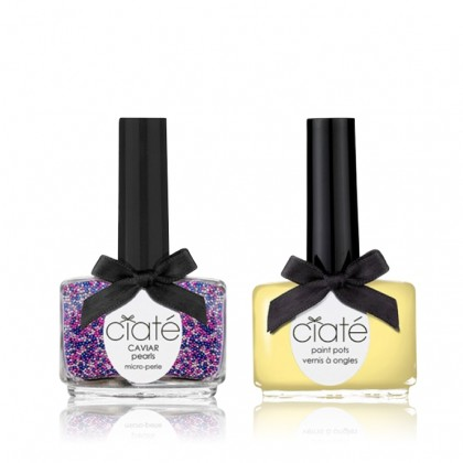 Ciaté Caviar Manicure Lemon Fizz Nail Set