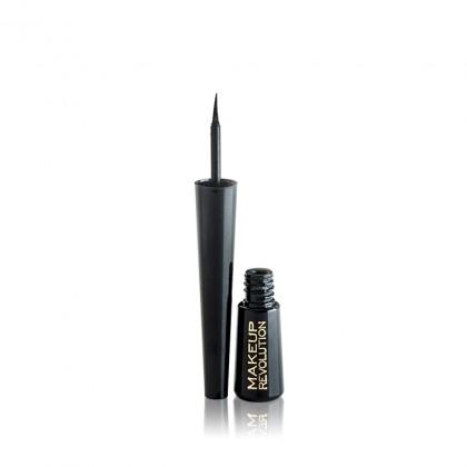 Makeup Revolution Liquid Eyeliner Waterproof - Black