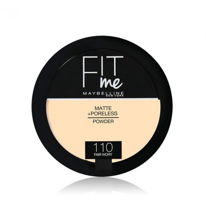 Maybelline Fit Me Powder + Sponge