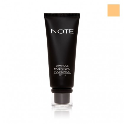 Note Rejuvenating Foundation - 02 Natural Beige