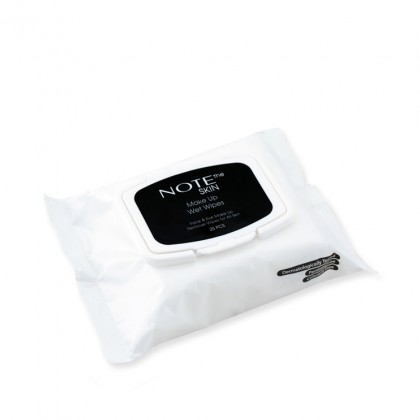 Note Make Up Wet Wipes