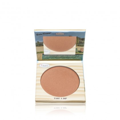 The Balm Balm Desert Bronzer and Blush
