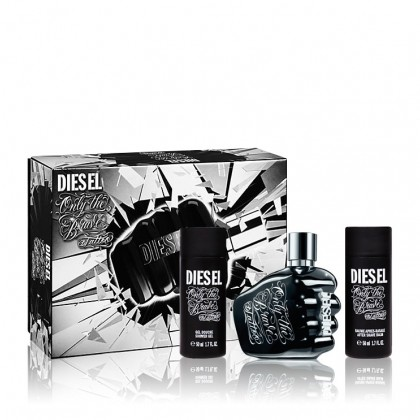 Diesel Only The Brave Tattoo Gift Set