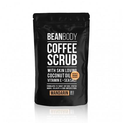 Bean Body Coffee Scrub - Mandarin