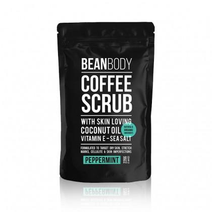 Bean Body Coffee Scrub - Peppermint