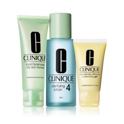 Clinique 3- Step Creates Great Skin