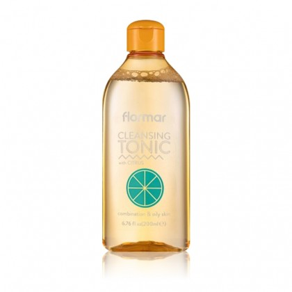 Flormar Cleansing Tonic - 02 Combination and Oily Skin