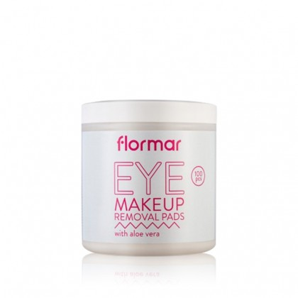 Flormar Eye Make-up Removal Pads