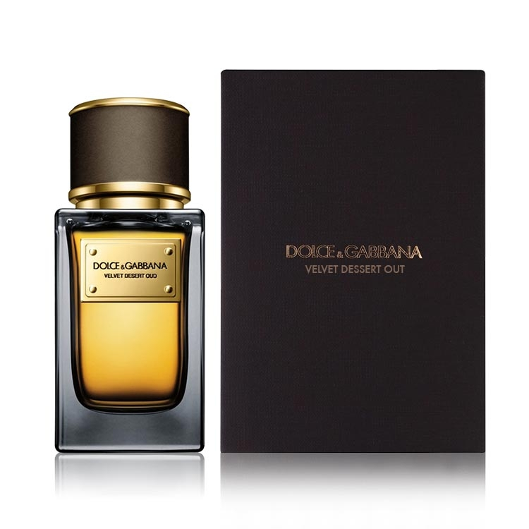 85f887cb Buy Dolce & Gabbana Velvet Desert Oud for Men and Women - Golden ...