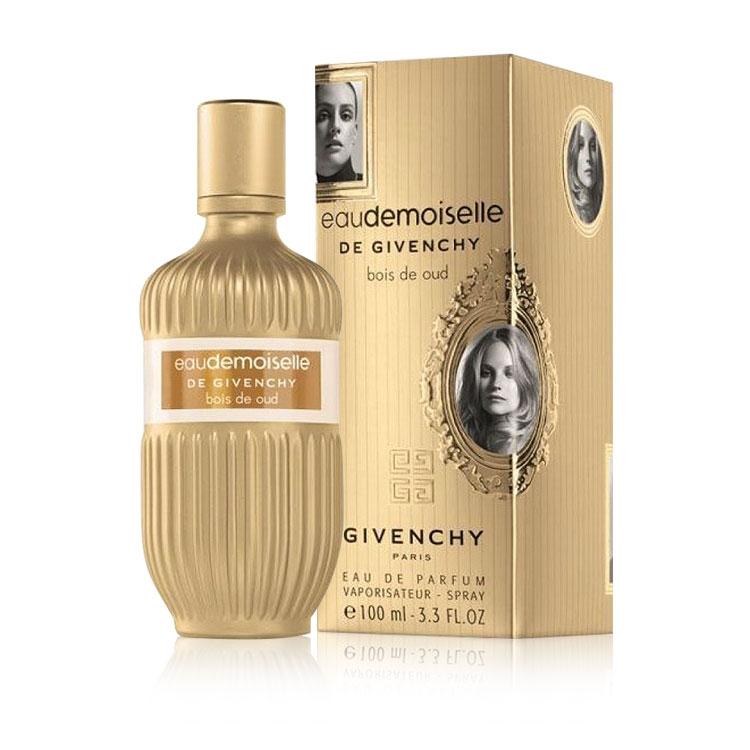 91b2bb66f اشتر عطر جيفنشي ايدموزيل بويز عود للنساء - قولدن سنت - Golden Scent
