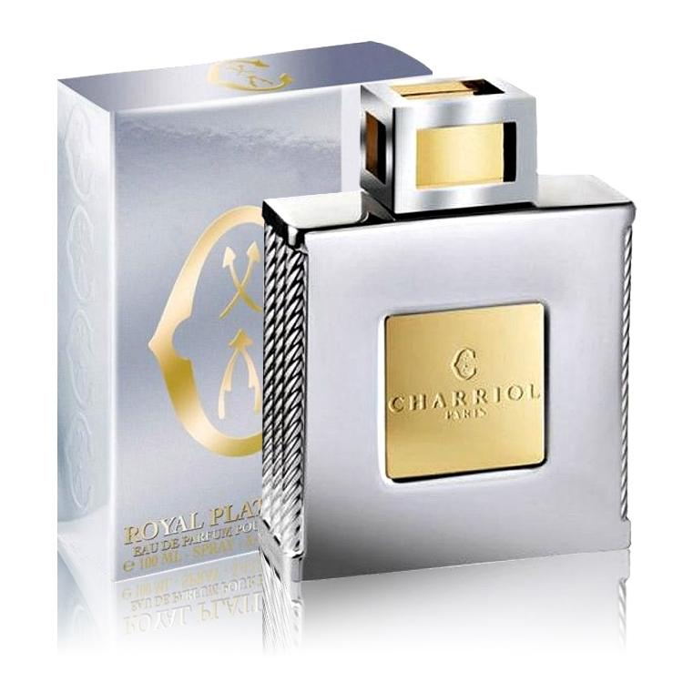 1caaedf9d Buy Charriol Royal Platinum - Golden Scent - Golden Scent