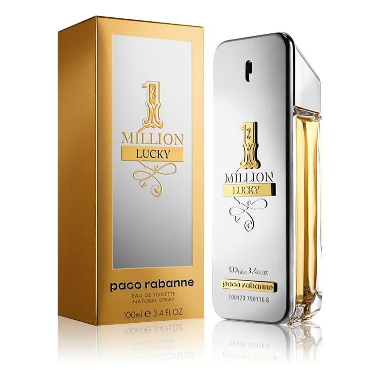 8b4524395 Buy Paco Pabanne 1 Million Lucky - Golden Scent - Golden Scent