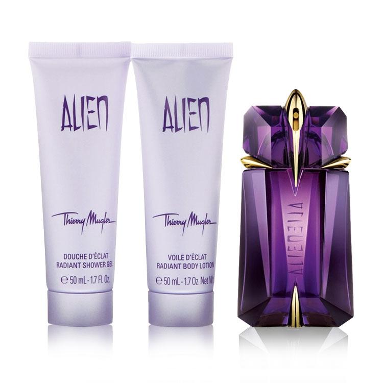 f4a13b7f9 Buy Thierry Mugler Alien Gift Set - Golden Scent - Golden Scent