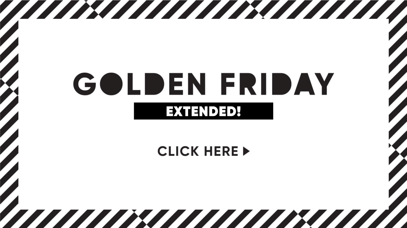 Shop Our Golden Month Offers!